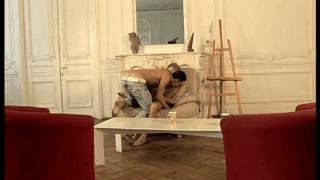 French guy gets good sex from stranger