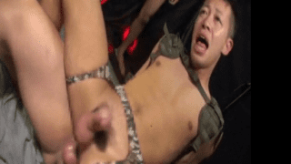Japanese twinks anal orgasm