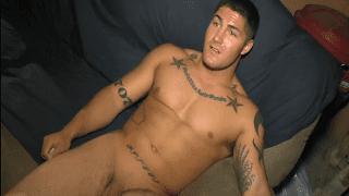 Sexy gay royal marine