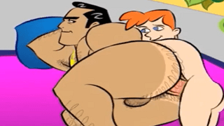 Gay Cartoon – Sexy Twinks and Bears Fuck